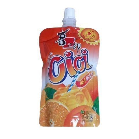 Желе питьевое апельсин CiCi, 150 г
