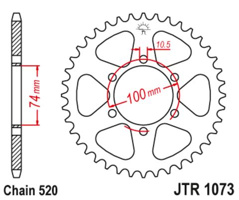 JTR1073