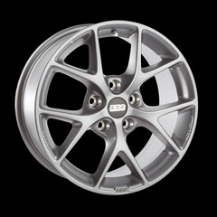 Диск колесный BBS SR 7.5x17 5x112 ET35 CB82.0 brilliant silver