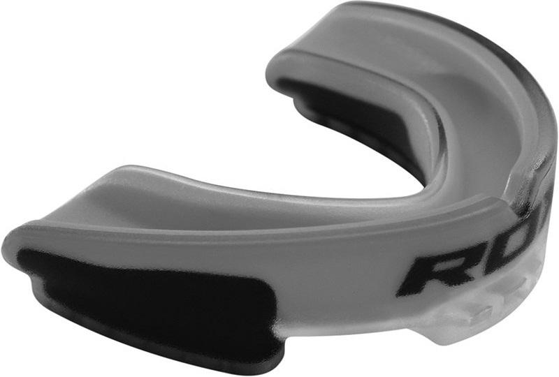 Другая защита Капа RDX Air Max Gel Gum Mouth Guard Adult Grey 1.jpg