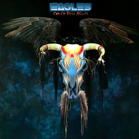 Eagles ‎/ One Of These Nights (CD)
