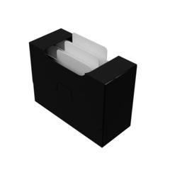 Органайзер для карт Uniq Card-File Standard - 40 mm (чёрный)