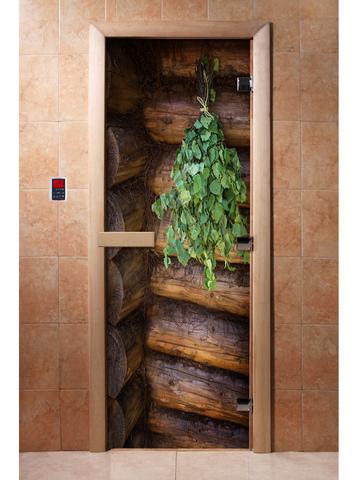 Дверь с фотопечатью А007