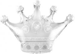 К Фигура, Корона, Серебро, 40''/102см.