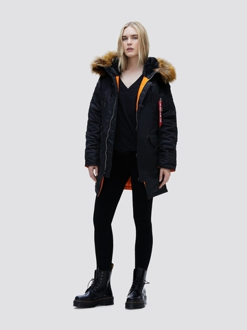 ALPHA INDUSTRIES / Куртка утепленная