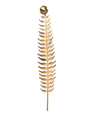 Fern Leaf Wall Sculpture