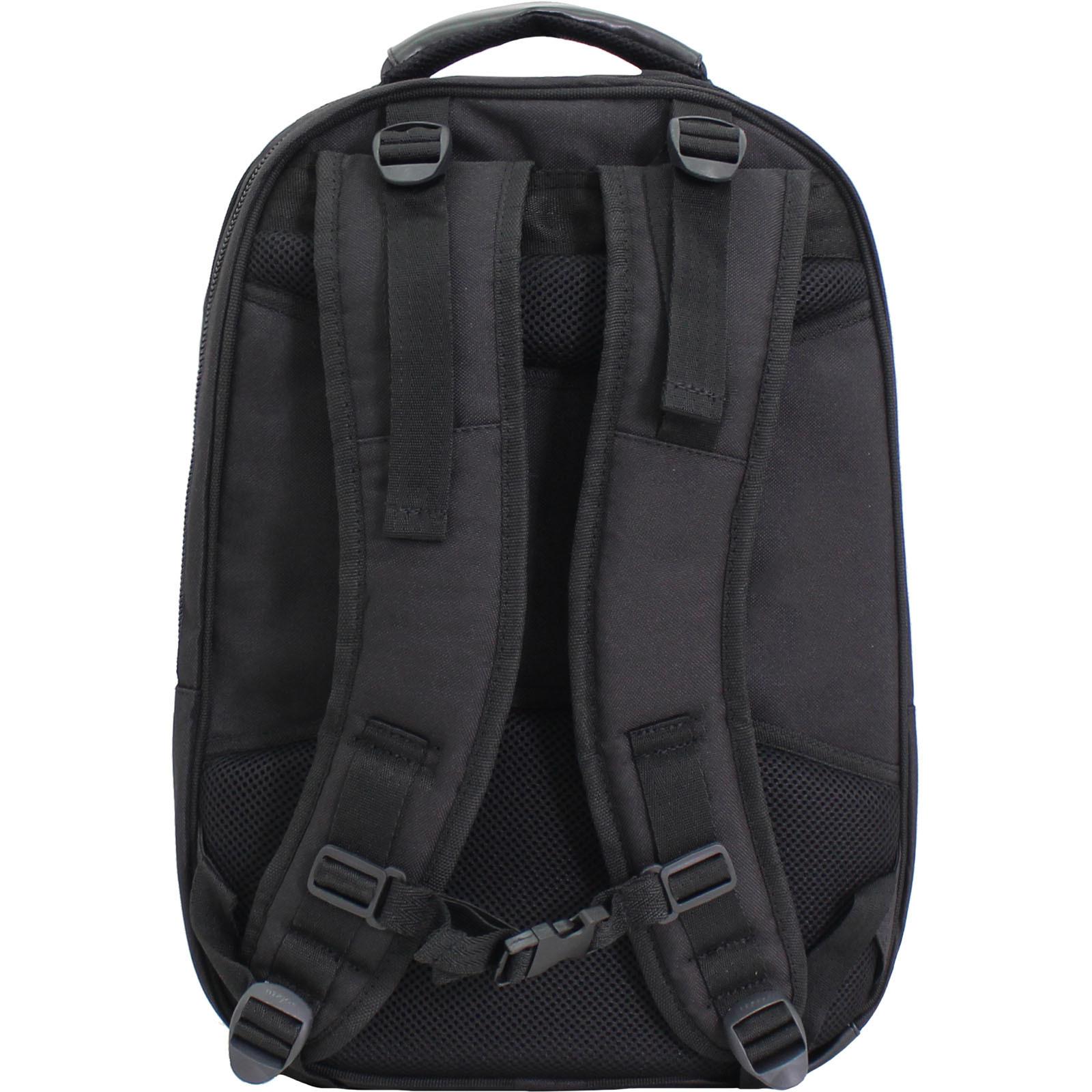 Рюкзак для ноутбука Bagland Рюкзак под ноутбук 536 22 л. Черный (0053666) фото 3