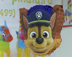 Пиньята - щенячий патруль Гонщик Чейз