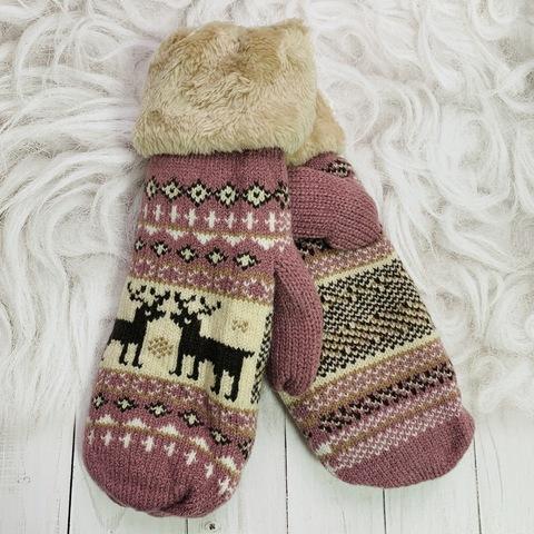 Варежки/Перчатки женские