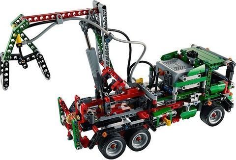 LEGO Technic: Машина техобслуживания 42008 — Service Truck — Лего Техник