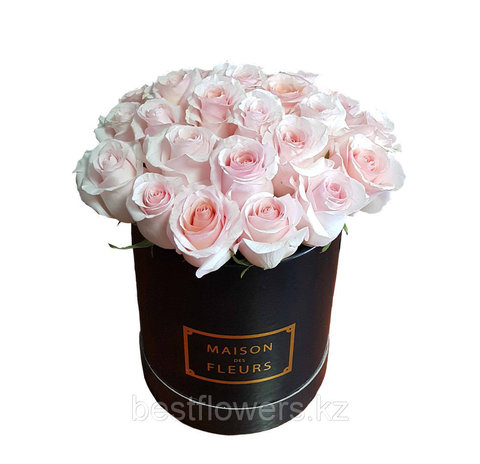 Коробка Maison Des Fleurs Розов1