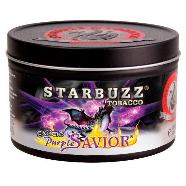 Табак для кальяна Starbuzz Purple Savior 250 гр.