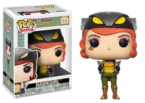 Фигурка Funko POP! Vinyl: DC: DC Bombshells Hawkgirl 22892