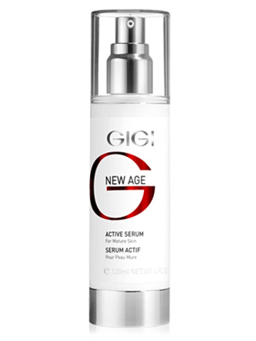 Gigi New Age Active Serum, Активная сыворотка, 30 мл.