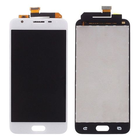 LCD SAMSUNG J5 Prime G570 + Touch White Orig MOQ:5