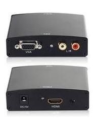 Видео Конвертер Dayton VGA AV-HDMI,переходник