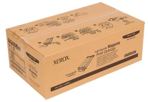 Оригинальный картридж Xerox 113R00724 пурпурный