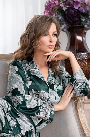 Комплект домашний с брюками Mia-Amore  AGATA АГАТА 3706