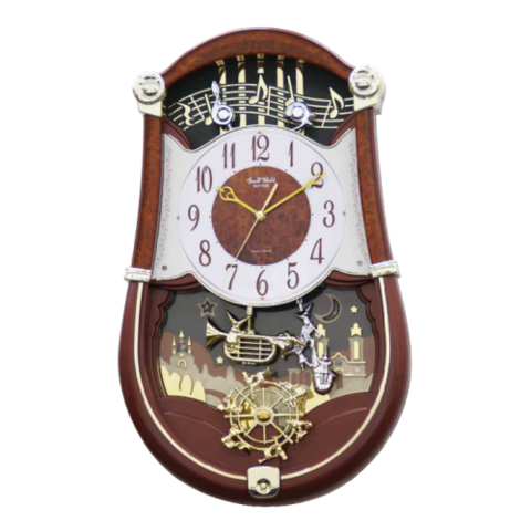 Настенные часы Rhythm 4MH889WU23