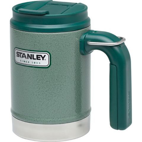 Термокружка Stanley Classic (0,47 литра), зеленая
