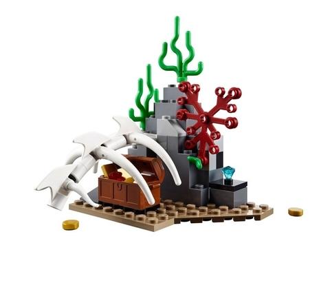 LEGO City: Глубоководная подводная лодка 60092 — Deep Sea Submarine — Лего Сити Город