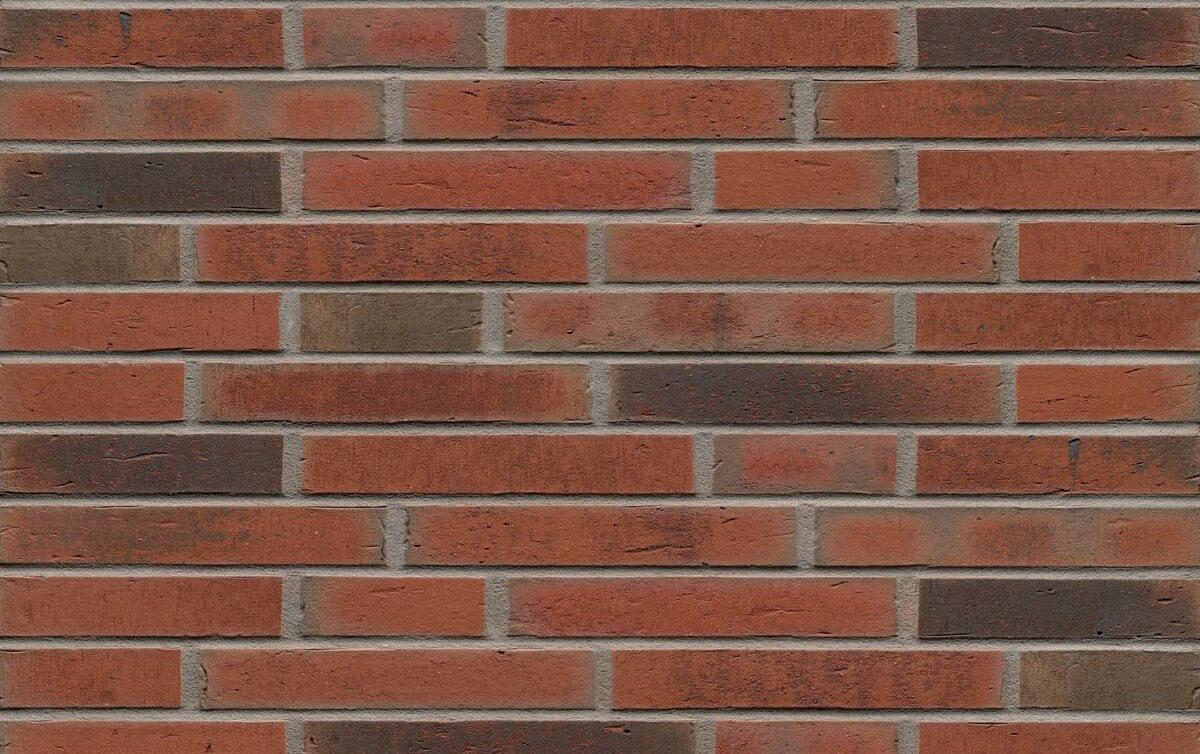 Feldhaus Klinker - R750LDF14, Vascu Ardor Rotado, 290x14x52 - Клинкерная плитка для фасада и внутренней отделки