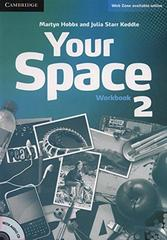 Your Space 2 Workbook with Audio CD