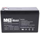 Аккумулятор для ИБП MNB MS7.2-12 F2 (12V 7.2Ah / 12В 7.2Ач) - фотография