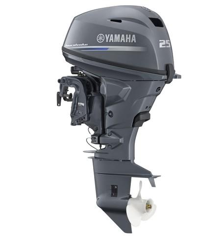 Лодочный мотор Yamaha F25 GETL