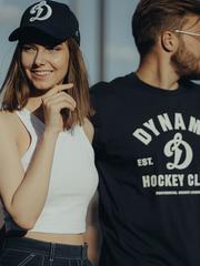 Бейсболка ХК Динамо Москва