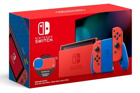 Игровая консоль Nintendo Switch Особое издание Марио