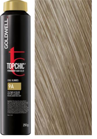 Goldwell Topchic 9A очень светло-русый пепельный TC 250ml