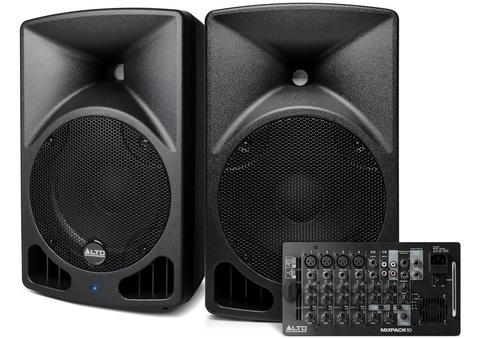 Звукоусилительные комплекты Alto Mixpack 10