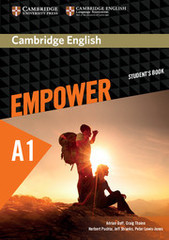 Cambridge English Empower Starter Student's Book