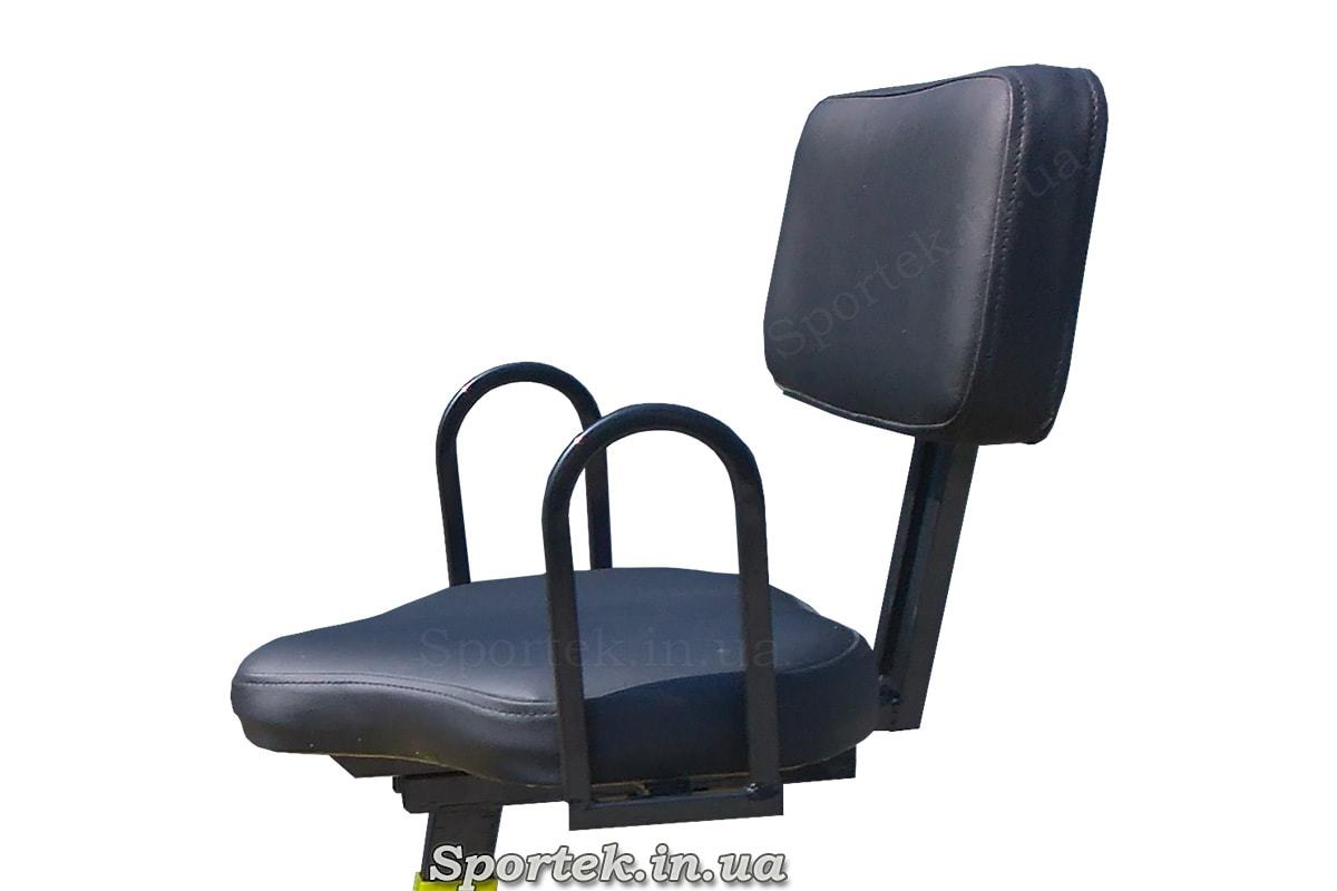 Крісло триколісного велосипеда 'Атлет' з додатковими ручками