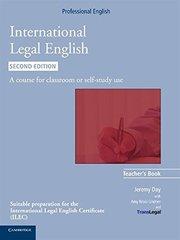 International Legal English (Second Edition) Te...