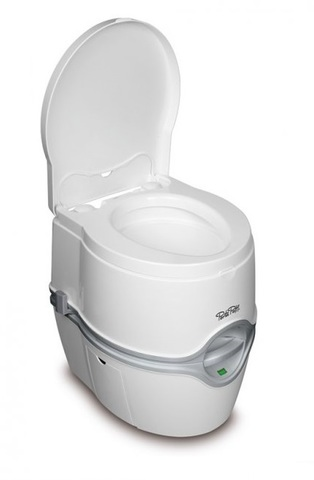 Биотуалет Thetford Porta Potti 565 White Electric (цвет - белый)