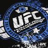 Толстовка UFC Training Team Black