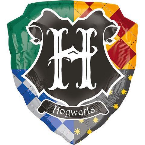 Воздушный шар фигура Герб Хогвартса, Гарри Поттер, 69 см