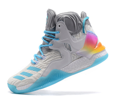 adidas D Rose 7 'Grey/Blue'