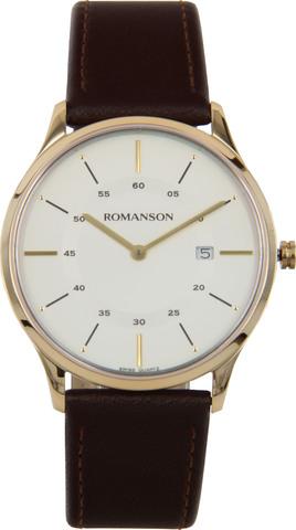 Купить Наручные часы Romanson TL3218 MG WH по доступной цене