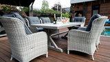 Набор садовой мебели Бергамо 200