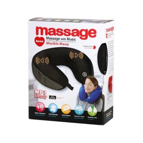 Подушка-подголовник Neck Massage3 Cushion массажная
