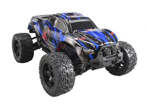 Радиоуправляемый монстр Remo Hobby RH1031PRO 4WD RTR масштаб 1:10 2.4G - RH1031PRO-BLUE