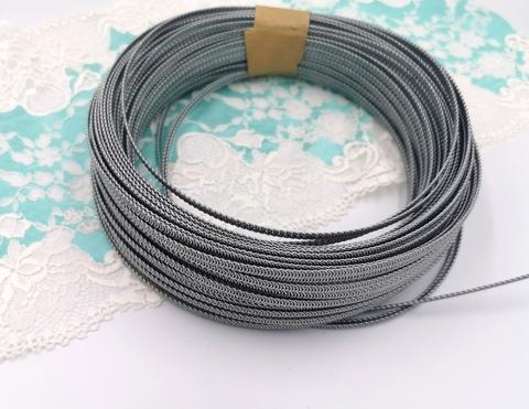 Спиральная лента, 5 мм, нержавеющая сталь, м