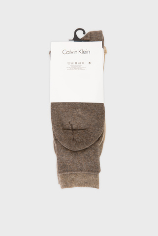 Набор носков MEN CREW 3P COMBED FLAT KNIT ERIC Calvin Klein