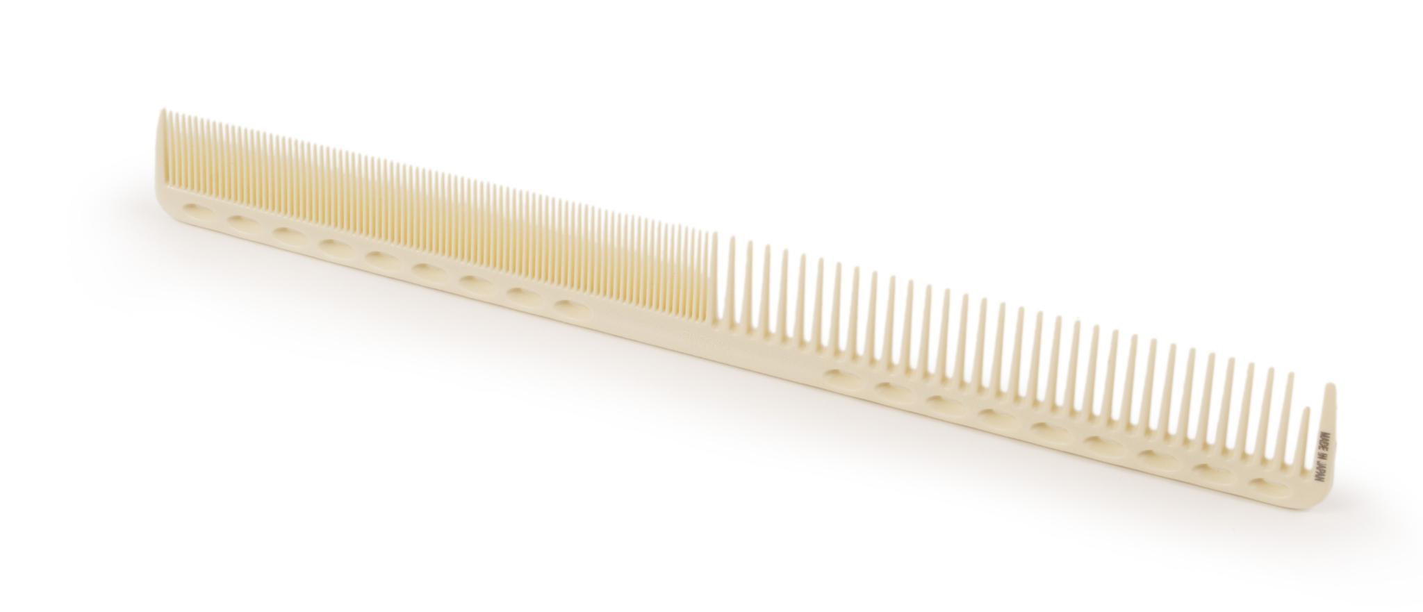 Карбоновая расческа для стрижек (термостойкая)