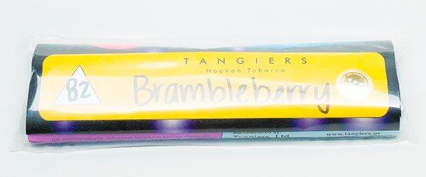 Табак для кальяна Tangiers Noir (желт) 59 Blackberry 250 гр.