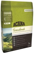 Корм для собак Acana Grasslands беззерновой с ягненком (новая формула)