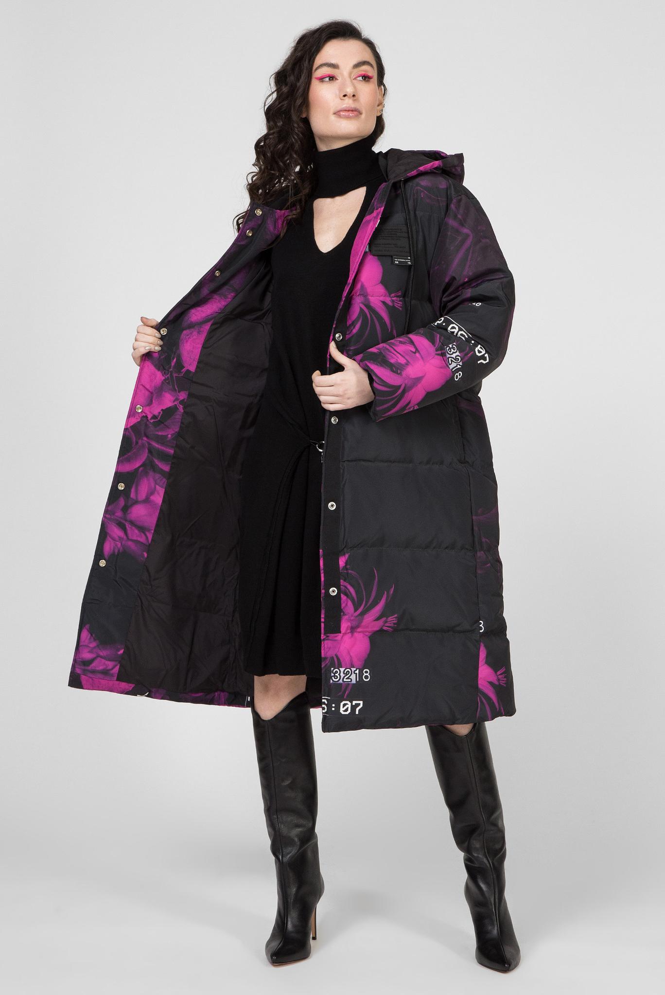 Женское черное платье M-LILIA Diesel